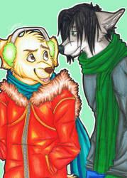 Opposites Attract by TsukiyomiLuna