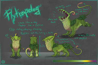 Flytrapdog [First Concepts] semi outdated by Surrial