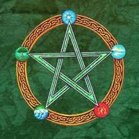 pagan circle by scottghost