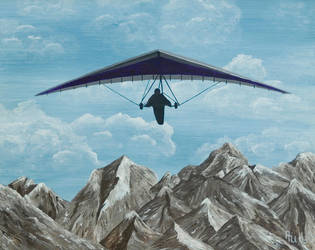 Drachenflieger by from-art-to-art