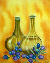 Still life - 01 by from-art-to-art