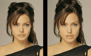 Angelina Jolie extreme surgery by Teeth-Man