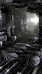 AKIMA Barracks - The Restroom by viperv6