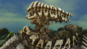Strange Bones by viperv6