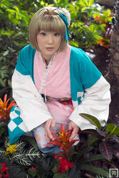 Shiemi   Blue Exorcist by m-squaredphotography