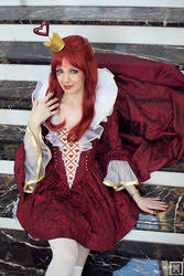 The Red Queen of Hearts   Alice in Wonderland by m-squaredphotography