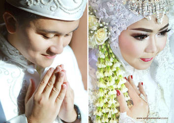 Akad Nikah - Wedding at Malang, Indonesia by antzcreator
