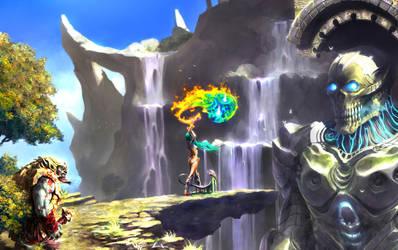 Active Fantasy VIIIII by 2deLucius