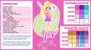 ID - Alyra by EnchantingRainbow