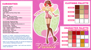 Vanille - ID and Palettes by EnchantingRainbow
