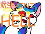 MSPAINT HELL by Sky-is-a-Pie