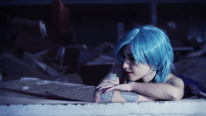 Get Jinxed - Live action by RedfieldClaire
