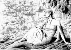 Lothlorien by randolfo