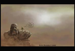Fallout by randolfo