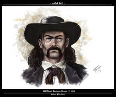 Wild Bill by randolfo