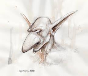 Goblin Acq by randolfo