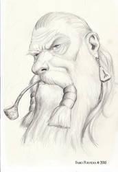 Old Man by randolfo