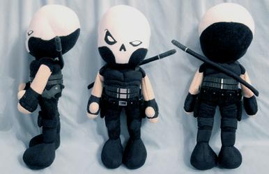 The Phantom Operative by Squisherific