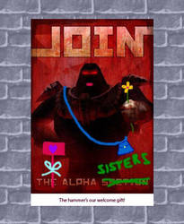 Alpha Sisters XD by Priestess-Shauni