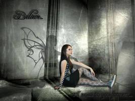 Believe.... by PaWiStar