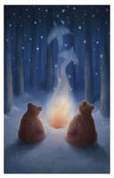 The Winter Bears by pesare