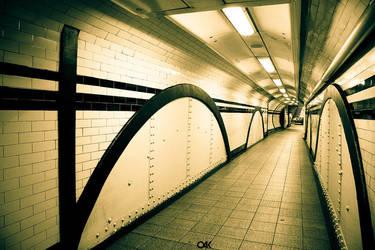 Warren Street Underground by degodson