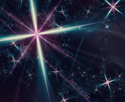 Birth of a Star - LithMyathar by Ultra-Fractal