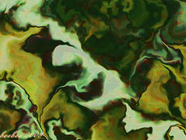 Fiume Verde - beebee127 by Ultra-Fractal