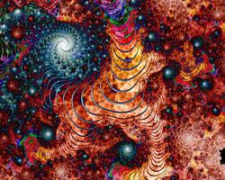 The Milky Way ... - LMarkoya by Ultra-Fractal