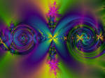 Double Twist Challenge - 5 by Ultra-Fractal