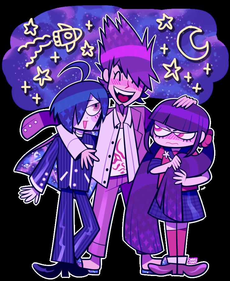 star-crossed by sorrysap