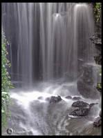 Waterfall by KJSummerfield