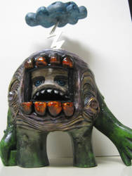 New Custom for upcoming show by jay222toys