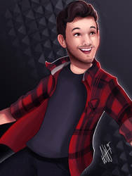 Markiplier by Lushies-Art