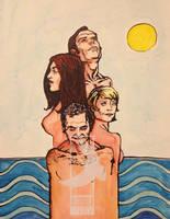 Cover art for Proposition 31 by Robert Rimmer by RavenartStudio
