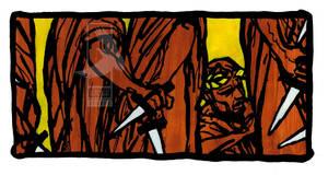 Cover art for Shakespeare's Julius Caesar by RavenartStudio