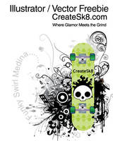 Free Download - Funky Swirl.. by namespace