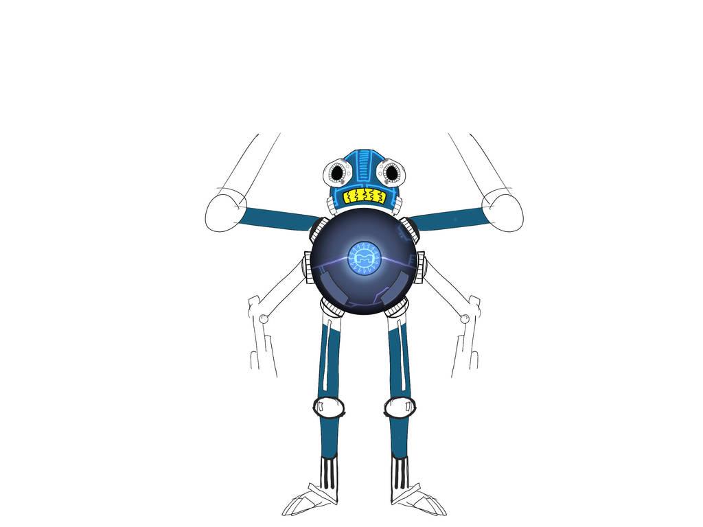 Create a Robot by namespace