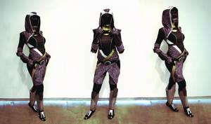 Tali'Zorah cosplay by Serpina-s