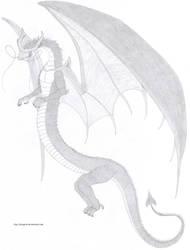 Eurasian Dragon Hybrid by Guy-Inkognito