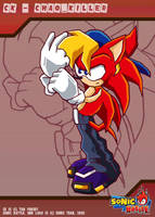 CK is in teh Sonic Battle O_O by chaokiller