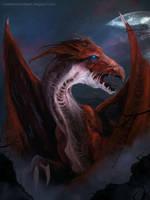 Great-dragon by MatteoAscente