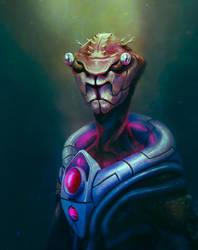 Alien by MatteoAscente