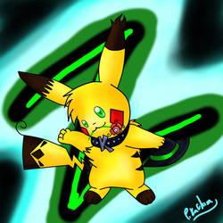 happy birthday Zeiky by Pikachim-Michi