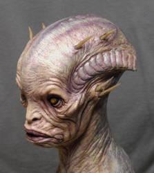 Alien.Paint2 by BOULARIS