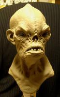 Bulldog alien WIP. by BOULARIS