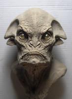 Alien clay sketch by BOULARIS