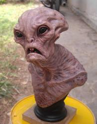 Old alien. by BOULARIS