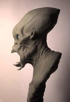 Alien side by BOULARIS