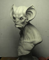Bat creature 2 by BOULARIS